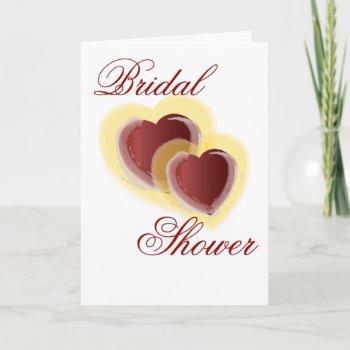 bridal shower invitation - customized - customized