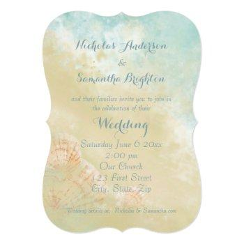 christian scripture beach seashell destination invitation