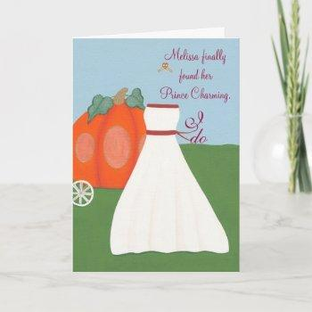 princess bride bridal shower invitations cards