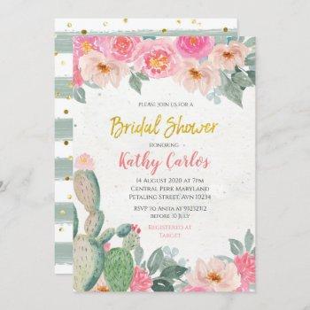 taco bout love fiesta bridal shower invitation